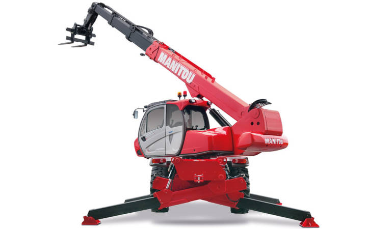 Manitou MRT2550 Privilege Plus